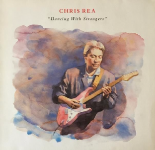 Chris Rea ‎- Dancing With Strangers (LP) (VG+/VG+)